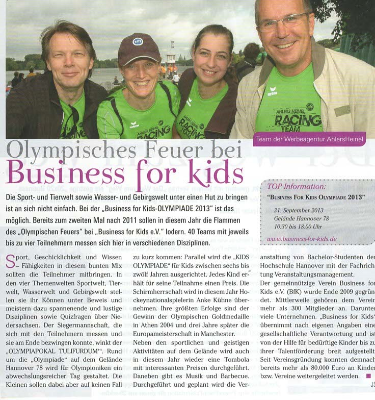 BFK-Olympiade-TOP Magazin