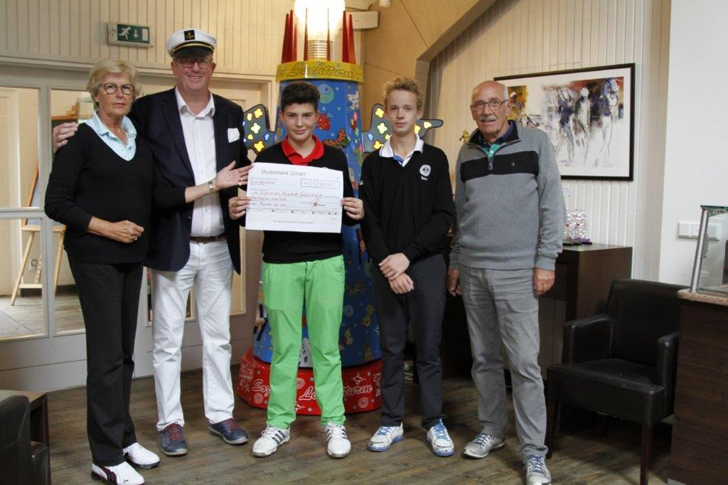 Businessgolf Hannover  Business for Kids 2016 3