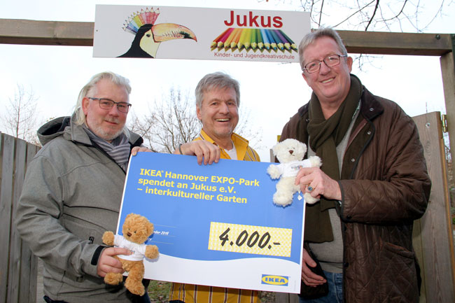 IKEA und Business for Kids Jukus